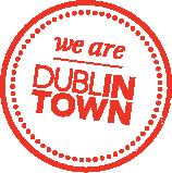 Dublin town logo