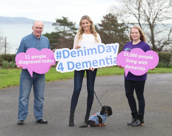 denimday for dementia at ultimate hair & beauty