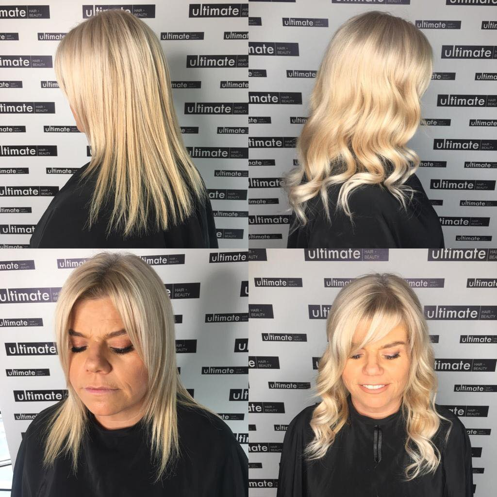 Racoon Hair Extensions from Ultimate Hair & Beauty