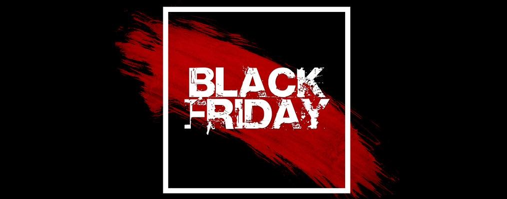 Black Friday 2019 – Hair & Beauty Product Offers!