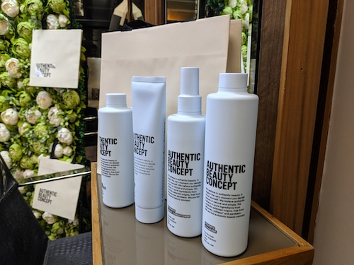 NEW! Authentic Beauty Concept Products